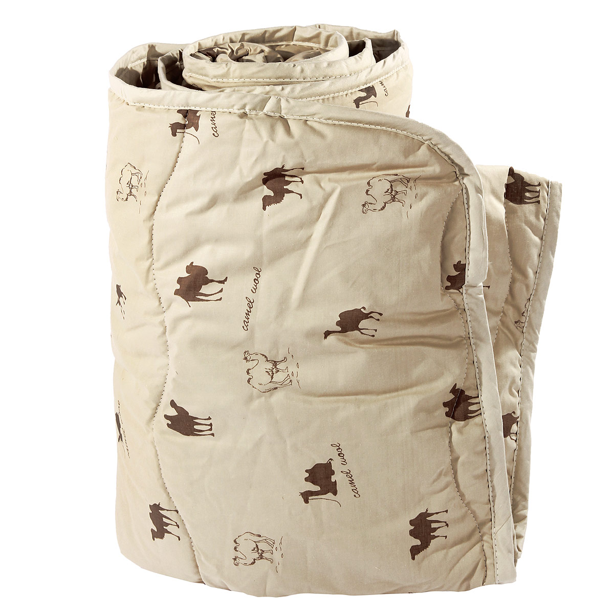 Одеяло Verossa, наполнитель: верблюжья шерсть, 140 см х 205