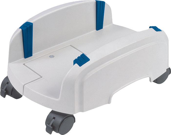 Подставка под системный блок ProfiOffice, цвет: светло-серый подставка под системный блок profioffice цвет светло серый