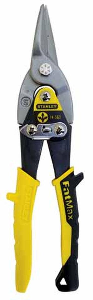 Ножницы по металлу Stanley FatMax, универсальные. 2-14-563 ножницы по металлу stanley fatmax универсальные 2 14 563