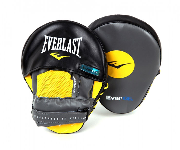 Лапы боксерские Everlast