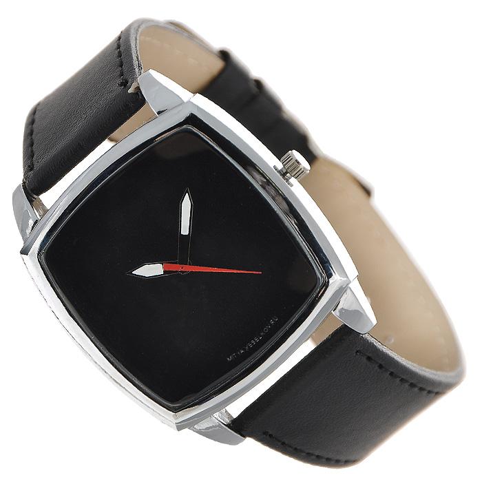 Часы Mitya Veselkov Строгий черный. CH-05 все цены