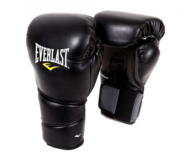 Перчатки тренировочные Everlast Protex2, 12 унций. Размер: L/XL