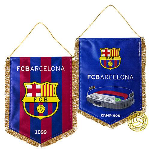 Фото - Вымпел FC Barcelona, 30 см х 22 см. 158250 meike fc 100 for nikon canon fc 100 macro ring flash light nikon d7100 d7000 d5200 d5100 d5000 d3200 d310