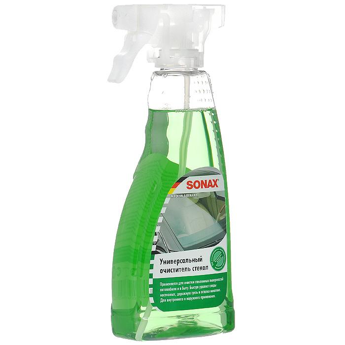 цена на Универсальный очиститель стекол Sonax, 500 мл