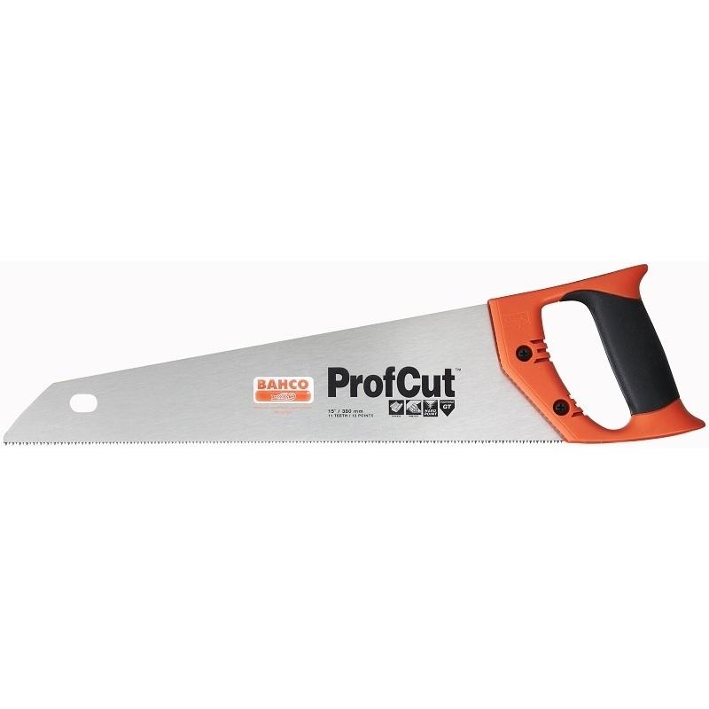 Ножовка по дереву Bahco ProfCut 38 см