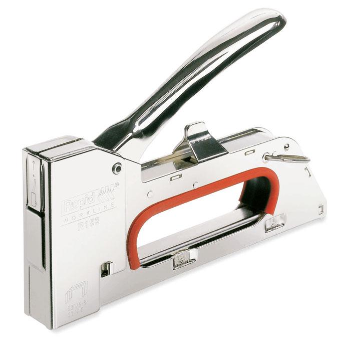 Степлер Rapid R153 для скоб №53 (4-8 мм) степлер ручной rapid r153 workline