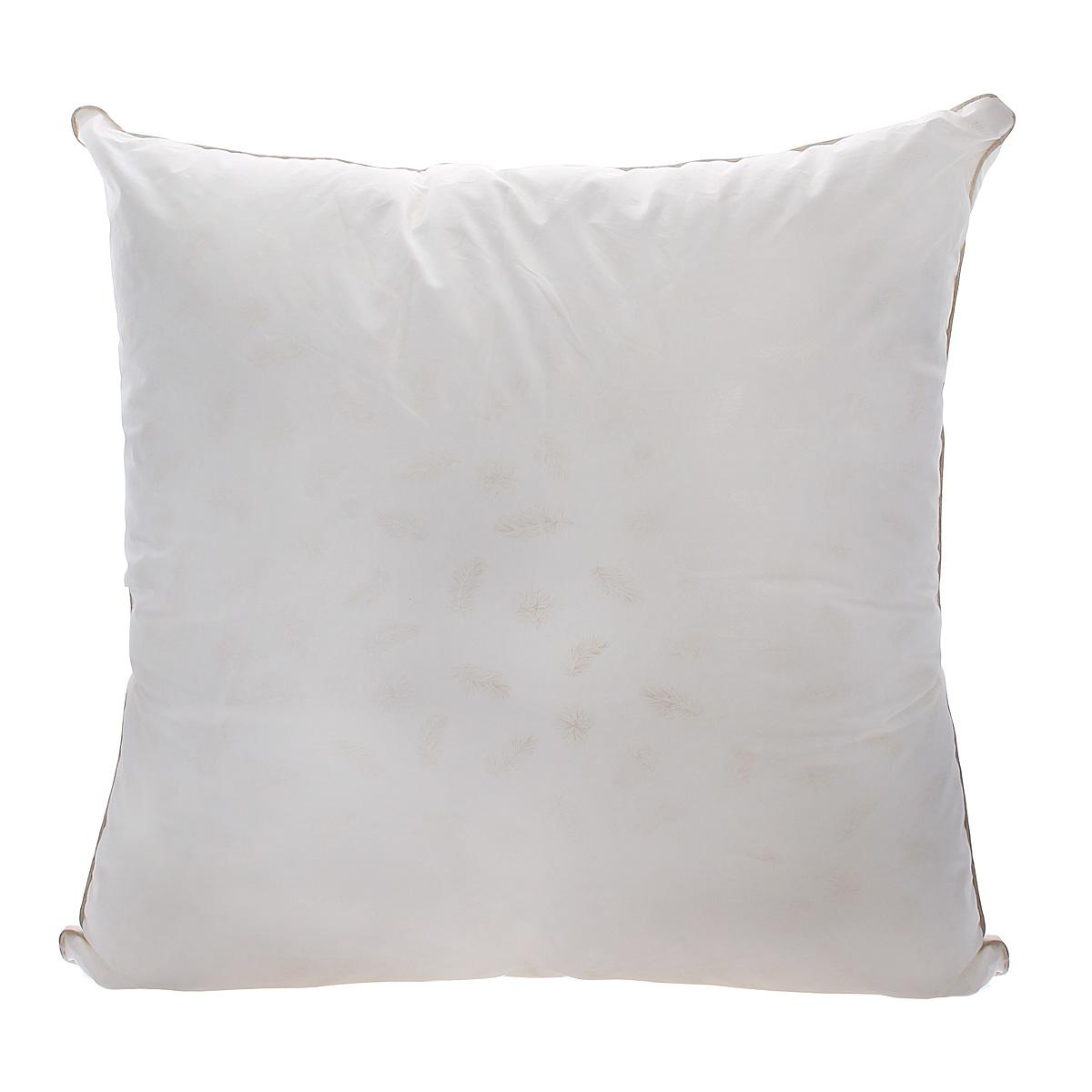 Подушка Verossa, наполнитель: лебяжий пух, 70 х 70 см. 169517 подушка estia аоста наполнитель пух 70 х 70 см