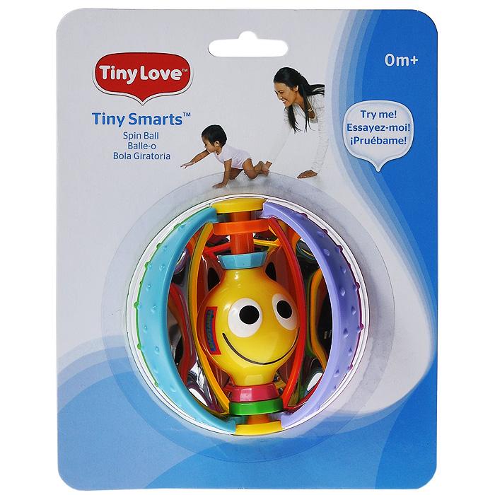 Развивающая игрушка-погремушка Tiny Love Волшебный шарик развивающая игрушка погремушка tiny love волшебный шарик