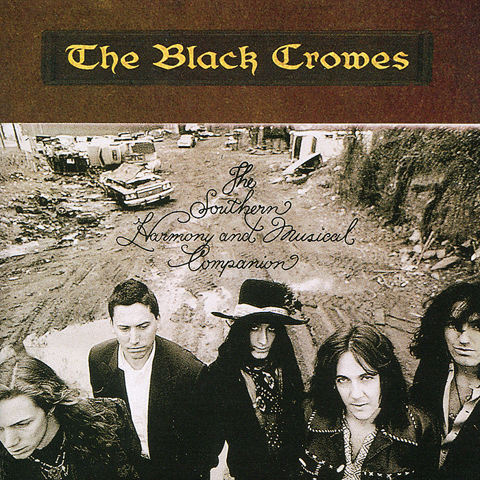 цена на The Black Crowes The Black Crowes. The Southern Harmony And Musical Companion