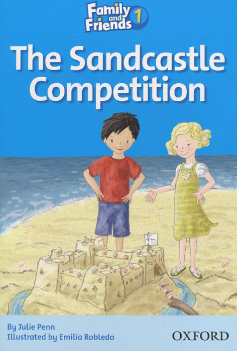 Family and Friends 1: The Sandcastle Competition emma page family and friends
