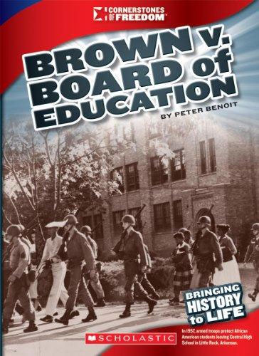 Brown V. Board of Education цена