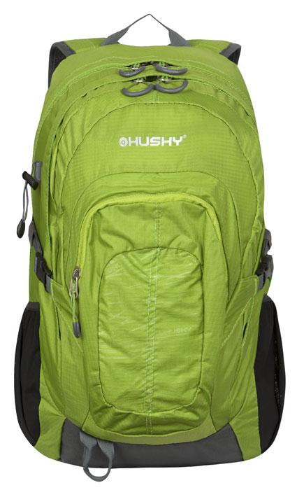цена на Рюкзак туристический Husky Shark 30, цвет: зеленый