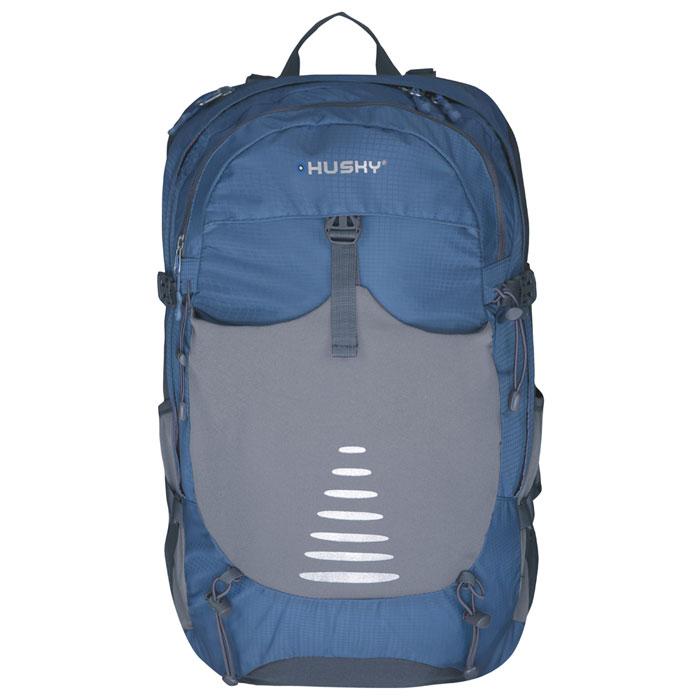 цена на Рюкзак туристический Husky Skid 30, цвет: синий