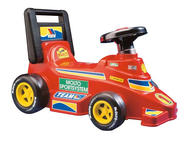 Автомобиль-каталка гоночный Molto