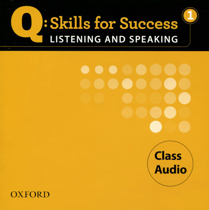 Q Skills for Success 1: Listening and Speaking (аудиокурс на 3 CD) unlock level 3 listening and speaking skills student s book with online workbook