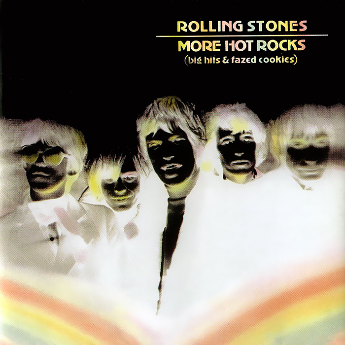 The Rolling Stones The Rolling Stones. More Hot Rocks (Big Hits And Fazed Cookies) (2 CD) heward victoria green apple secret of the stones cd new edition