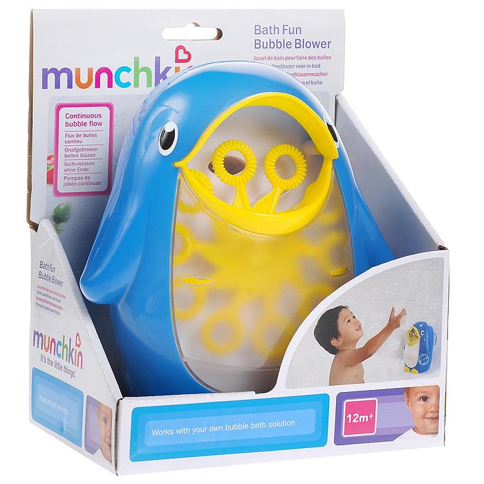 """Игрушка для ванной Munchkin """"Мыльные пузыри"""""""