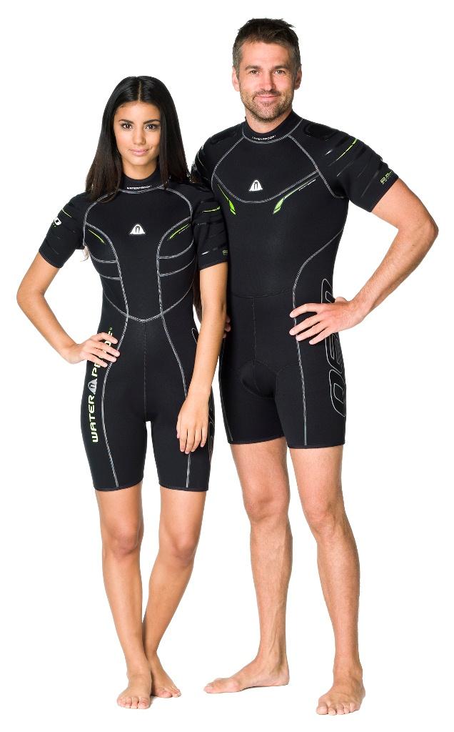 Гидрокостюм Waterproof Shorty W30, мужской. Размер LWP 300900Этот стильный короткий костюм - производная от полного гидрокостюма W30. Эластичный материал и тянущиеся плоские швы обеспечивают максимально возможную свободу движений - то что нужно любителям водных видов спорта. Накладки на плечах не скользят и защищают материал костюма от истирания. Молния с бегунком из нержавеющей стали. Нескользящее покрытие сзади. Характеристики: Материал: 80% резина, 20% неопрен. Размер гидрокостюма: L. Рекомендуемый рост: 177-183 см. Толщина костюма: 2,5 мм. Артикул: WP 301125. Размер упаковки: 58 см х 38 см х 5 см.