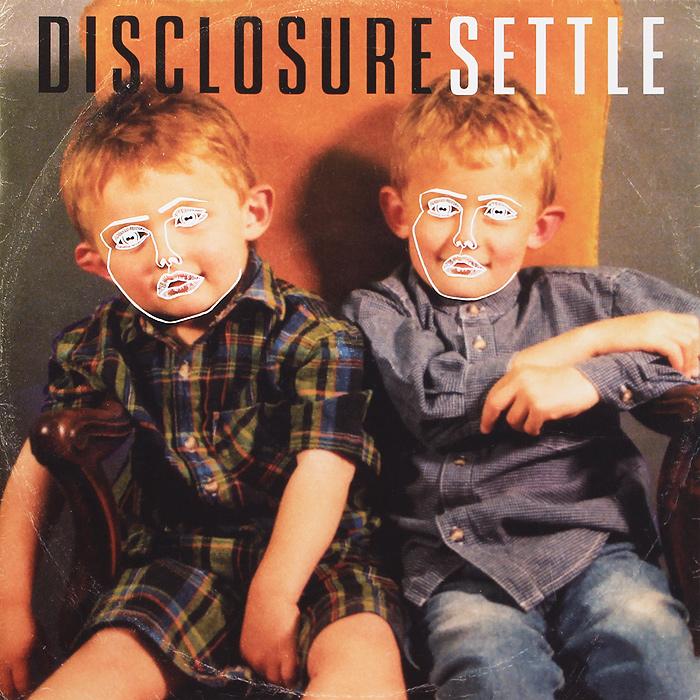 Disclosure Disclosure. Settle (2 LP) кендрик ламар kendrick lamar damn 2 lp