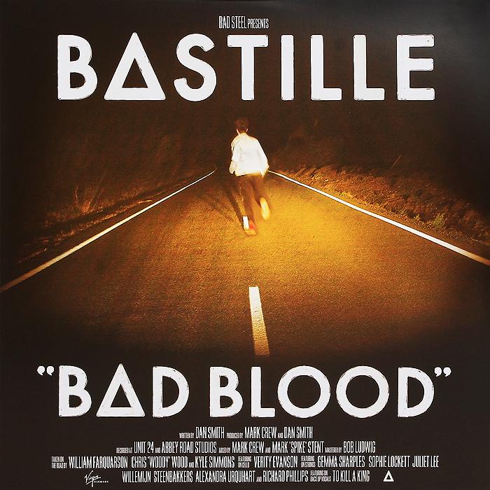 Bastille Bastille. Bad Blood (LP) bastille sydney