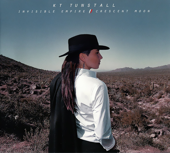 KT Танстолл KT Tunstall. Invisible Empire / Crescent Moon the shadow of the crescent moon
