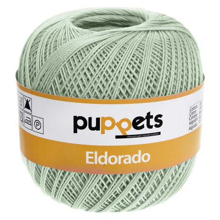 Пряжа для вязания крючком Puppets