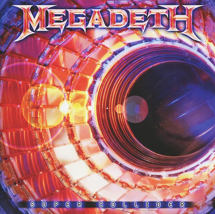 "Фото ""Megadeth"" Megadeth. Super Collider"