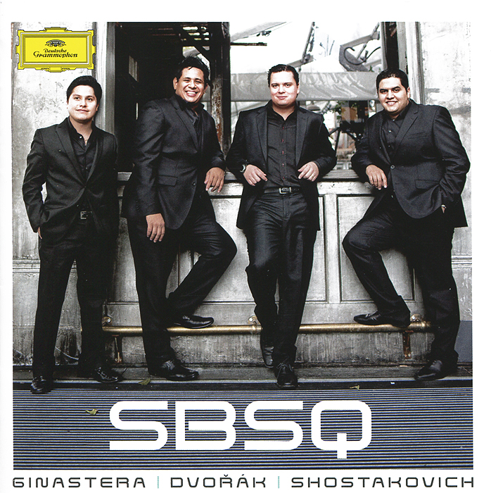 Simon Bolivar String Quartet Simon Bolivar String Quartet. Ginastera, Dvorak, Shostakovich серьги by song quartet 3022
