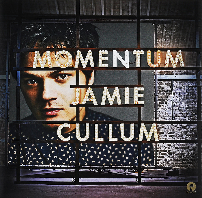 Джеми Каллум Jamie Cullum. Momentum (2 LP) цена