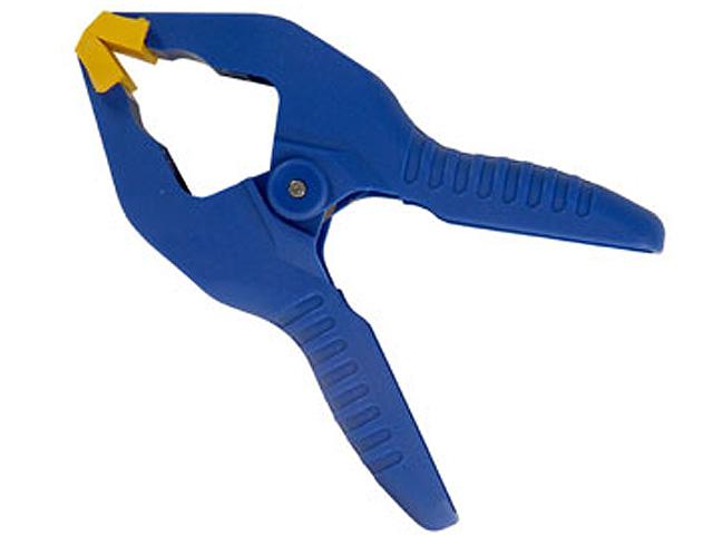 Зажим-прищепка Irwin, до 25 мм irwin t58200el7 зажим прищепка до 50 мм blue