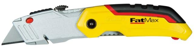 Нож складной Stanley FatMax с выдвижным лезвием