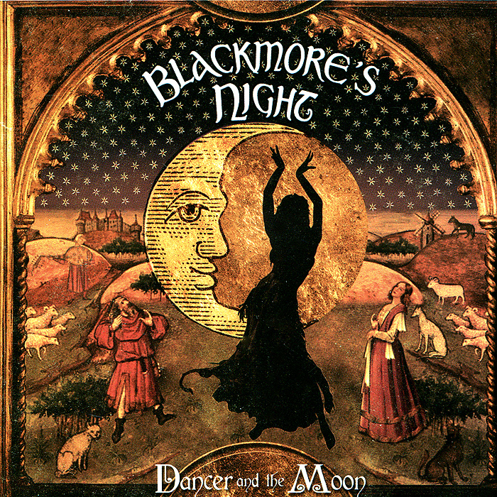 Blackmore's Night Blackmore's Night. Dancer And The Moon the grass dancer