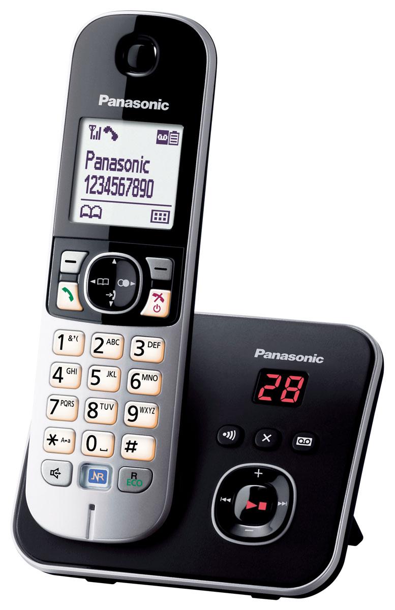 Радиотелефон с автоответчиком Panasonic KX-TG6821 RUB