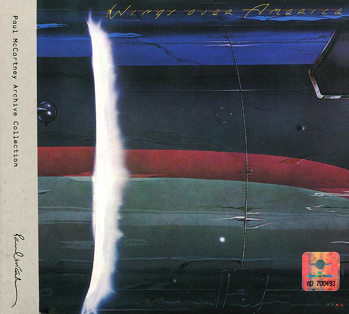 Пол Маккартни,Wings Paul McCartney And Wings. Wings Over America (2 CD) пол маккартни paul mccartney flowers in the dirt special edition 2 cd