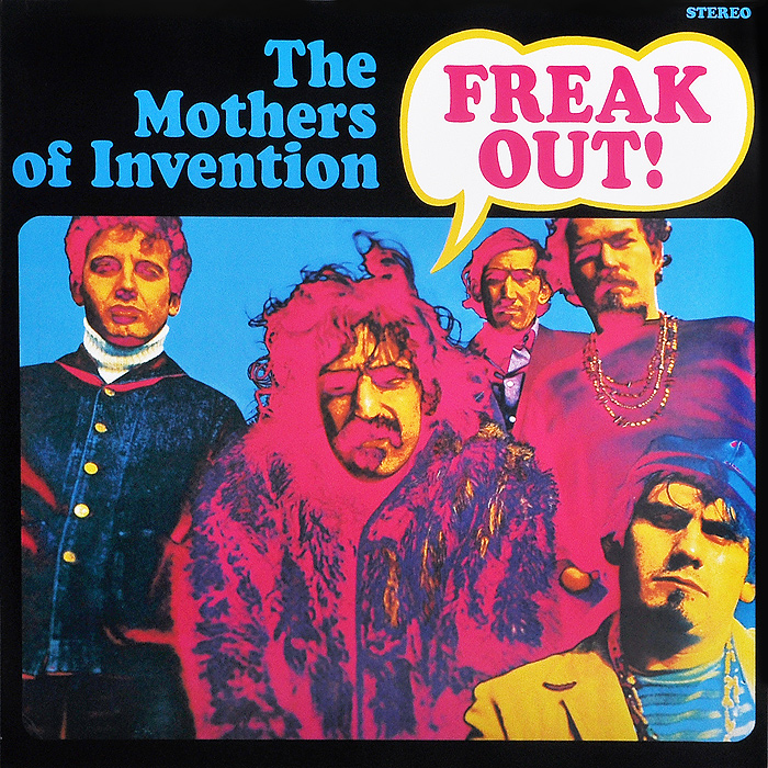 Фрэнк Заппа Frank Zappa. Freak Out! (2 LP) dave brubeck dave brubeck quartet time out time further out 2 lp