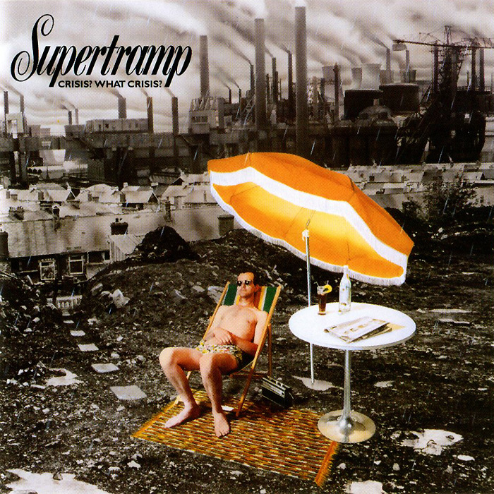 Supertramp Supertramp. Crisis? What Crisis? t art блузка