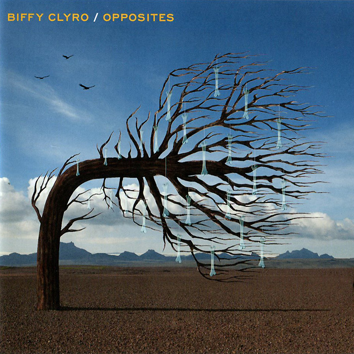 Biffy Clyro Biffy Clyro. Opposites. Deluxe Edition (2 CD) цена