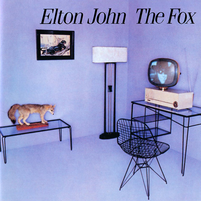 Элтон Джон Elton John. The Fox элтон джон elton john goodbye yellow brick road don t shoot me i m only the piano player 2 cd