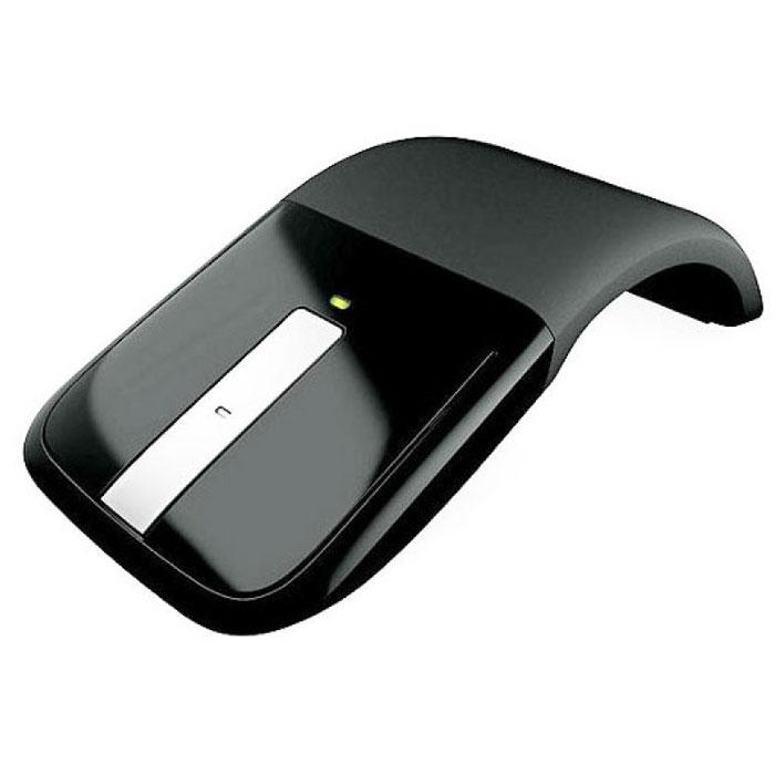 лучшая цена Мышь Microsoft ARC Touch Mouse беспроводная (RVF-00056)