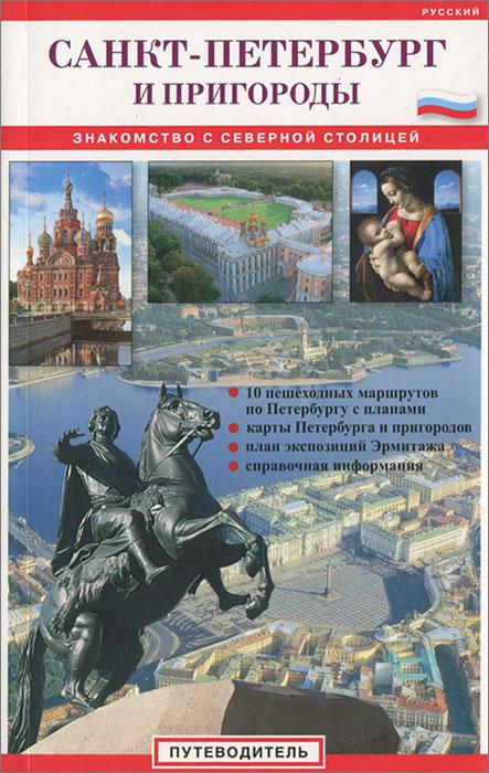 О. Н. Котомин Санкт-Петербург и пригороды. Знакомство с Северной столицей. Путеводитель