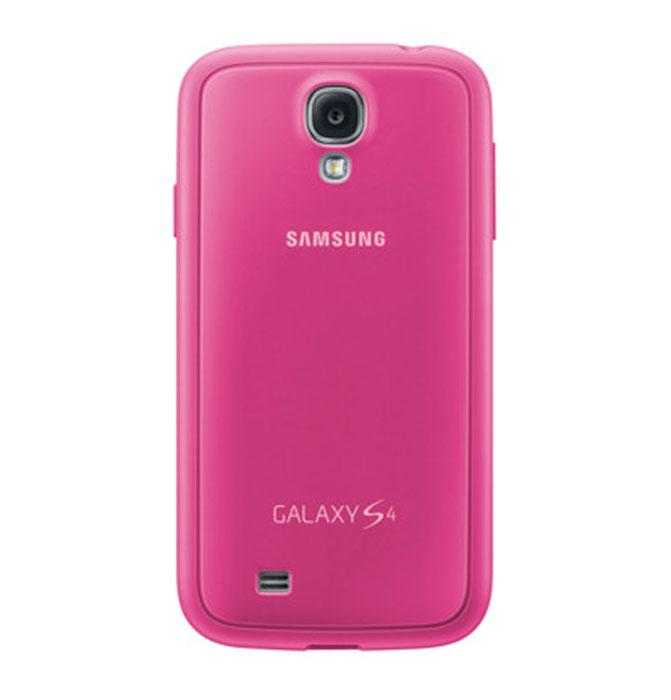 Samsung EF-PI950 чехол для i9500 S4, Pink