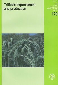 Triticale Improvement and Production
