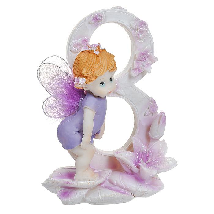 Статуэтка Именинный ангелочек. 3 года статуэтки barcino