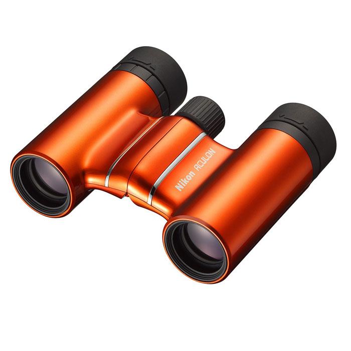 Nikon Aculon T01 8X21, Orange бинокль