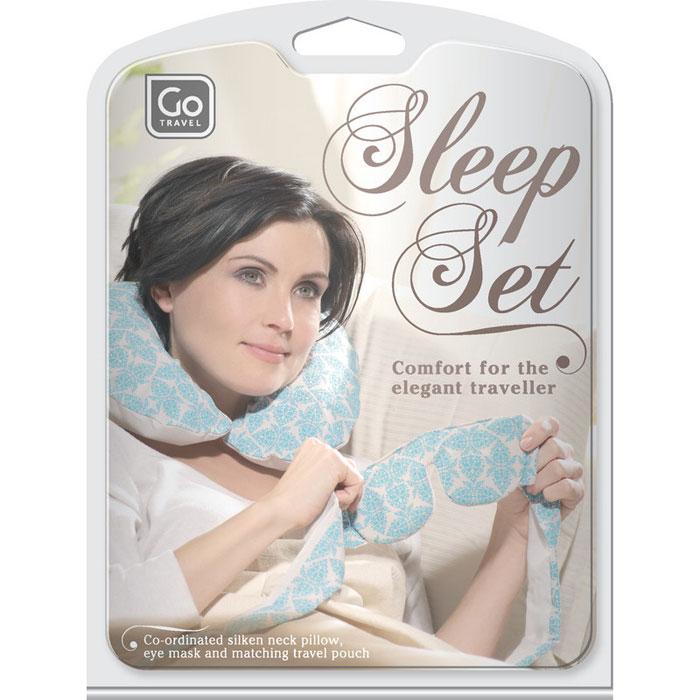 Набор для путешествий Go travel: маска для сна, подушка. 711 DG711 DGНабор для путешествий Go travel состоит из надувной подушки и маски для сна. Подушка-подголовник изготовлена из плотного полиэстера и декорирована элегантным орнаментом. Подушка оснащена надувным механизмом с внутренним клапаном, который препятствует выходу воздуха даже при расстегивании застежки. Удобная форма подушки обеспечит правильное положение головы во время сна и снизит утомляемость во время поездок. Маска для сна изготовлена из светонепроницаемого полиэстера и имеет мягкие уплотнители из тонкого поролона. Для достижения максимального комфорта маска оснащена длинными завязками, которые надежно и плотно фиксируют ее на голове. Маска погрузит ваши глаза в полную темноту и даст вам возможность отдохнуть. Предметы набора упакованы в текстильный мешочек, выполненный в том же дизайне. Теперь с набором для путешествий Go travel ничто не будет вас отвлекать во время сна, и вы всегда будете полны сил и энергии, даже после длительных перелетов и поездок. Характеристики Материал: полиэстер, хлопок. Размер маски для сна (без учета завязок): 18 см х 8 см. Размер подушки (в ненадутом состоянии): 38 см х 28 см. Размер упаковки: 14,5 см х 19 см х 3,5 см. Изготовитель: Китай. Артикул: 711 DG. УВАЖАЕМЫЕ КЛИЕНТЫ! Обращаем ваше внимание на ассортимент в дизайне товара. Поставка осуществляется в зависимости от наличия на складе.