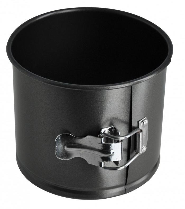 Форма для кекса Regent Inox Easy, круглая, разъемная, 14 х 12 см форма д кекса regent easy 16х12 5 см круглая разъемная