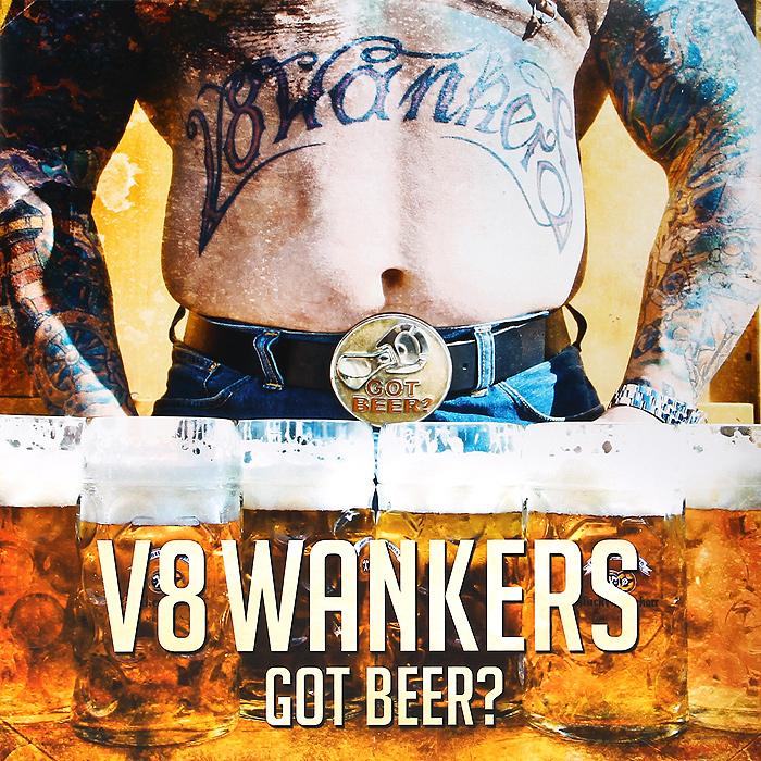 V8 Wankers V8 Wankers. Got Beer? (2 LP) tomo v8 2 18650 battery charger