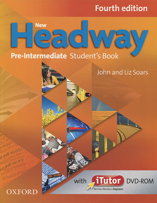 New Headway: Pre-Intermediate: Student's Book (+ DVD-ROM) soars l new headway intermediate teachers book cd rom fourth edition