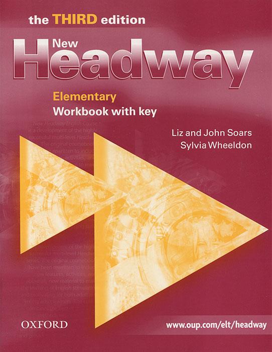 New Headway: Elementary Workbook with Key new inside out elementary workbook with key cd