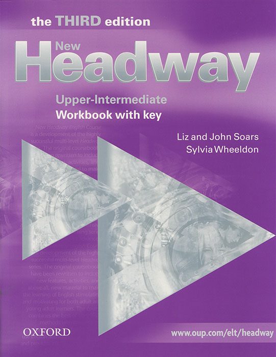 New Headway: Upper-Intermediate Workbook with Key tims n face2face upper intermediate workbook with key